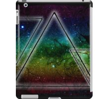Hipster Triangles Space iPad Case/Skin
