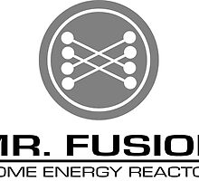 Mr. Fusion by mellbee