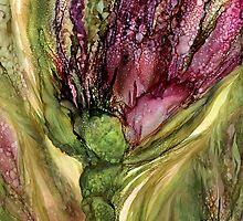 Wild Tulip 3 by Carol  Cavalaris