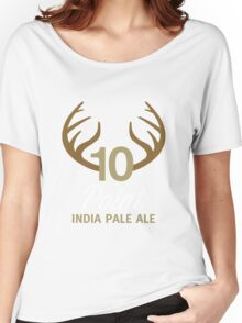 10 Point IPA Women's Relaxed Fit T-Shirt