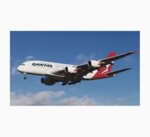 Qantas Airbus A380 Kids Tee