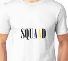 SQUAAD Ann Arbor Unisex T-Shirt