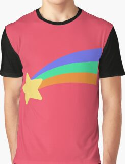Mystery Girl Graphic T-Shirt
