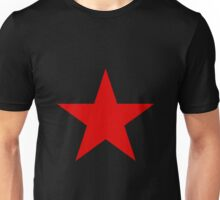 Soviet Air Forces-Red Star Unisex T-Shirt