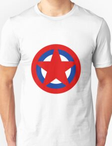 Soviet Air Forces Roundel Unisex T-Shirt