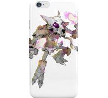 Pokemon Fusion - Alakazam & Gengar iPhone Case/Skin