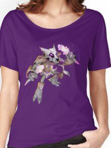 Pokemon Fusion - Alakazam & Gengar Women's Relaxed Fit T-Shirt