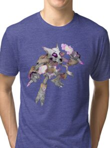Pokemon Fusion - Alakazam & Gengar Tri-blend T-Shirt