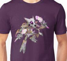 Pokemon Fusion - Alakazam & Gengar Unisex T-Shirt