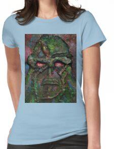 Swamp Monster Original Womens Fitted T-Shirt