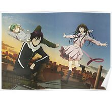 Noragami Poster Poster