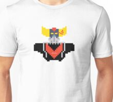 Pixel Art \ Grendizer #A024 Unisex T-Shirt