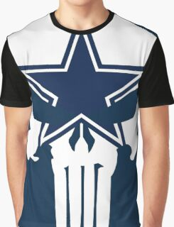 Dallas Cowboys Punisher Graphic T-Shirt