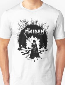 The Maiden in Black Unisex T-Shirt