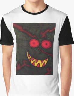 Watcher In The Woods Graphic T-Shirt