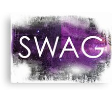 Hipster SWAG Canvas Print