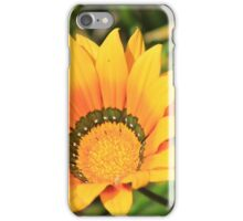 Yellow and Green Wildflower iPhone Case/Skin