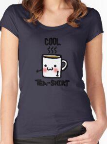 Cool Tea-Shirt  Women's Fitted Scoop T-Shirt
