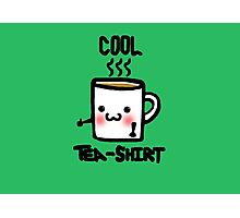 Cool Tea-Shirt  Photographic Print