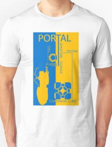Portal - Aperture Science T-Shirt