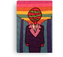 Look Who's Over The Rainbow Now Canvas Print