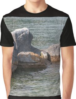 landscape lake Graphic T-Shirt