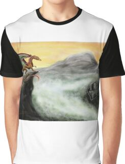 """""""Guardian of the Valley"""" - Digital painting Graphic T-Shirt"""