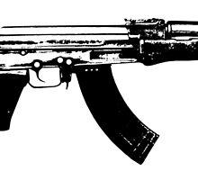 AK-47 by rchaem