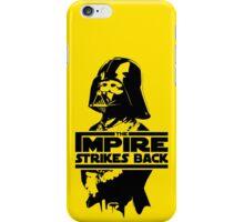 The IMPire Strikes Back iPhone Case/Skin