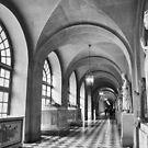 Versailles Corridor  by Bokeh  Photography