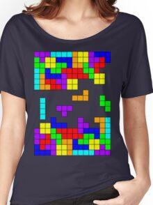 Tetris Making Tetris Fall Women's Relaxed Fit T-Shirt