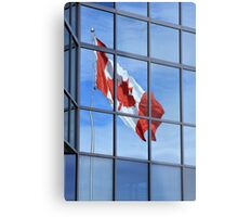 Greetings from Canada! Metal Print