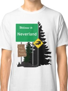 Neverland signs Classic T-Shirt