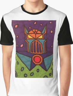 The Great Cosmic Something Graphic T-Shirt