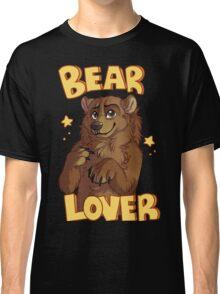 Bear Lover Classic T-Shirt