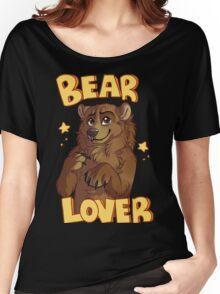 Bear Lover Women's Relaxed Fit T-Shirt