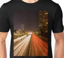 Down Town Los Angeles 101 Highway  Unisex T-Shirt