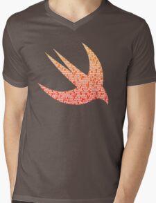 Swift Mens V-Neck T-Shirt