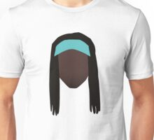 Michonne / Flat Design Unisex T-Shirt