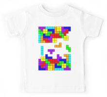 Tetris Making Tetris Fall Kids Tee