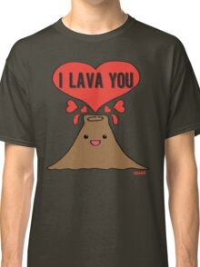 Lava Love Classic T-Shirt