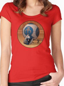 JF-8 Women's Fitted Scoop T-Shirt