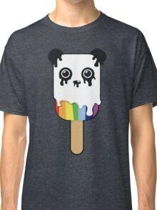 Rainbow Icecream Panda   Classic T-Shirt