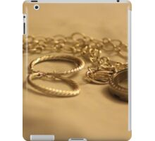 Jewelry For The Lady iPad Case/Skin