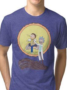 Science King Tri-blend T-Shirt
