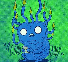 Book Grub by MontoonWK