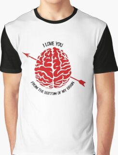 Scientifically Accurate Love Graphic T-Shirt