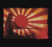 Samurai Sun by Naf4d