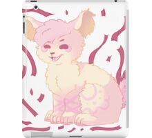 Kawaii Mix species design iPad Case/Skin