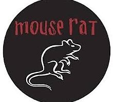 Mouse Rat Parks and Recreation by lgeldziler